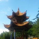 Chinagarten Zurich Foto