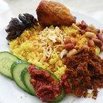 Nasi Kuning ($12.90)