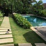 Un pezzo d'Italia nella stupenda cornice di unganasan, Bali