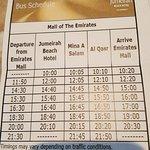 Jumeirah Beach Hotel Foto