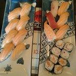 Sushi sempre delizioso!