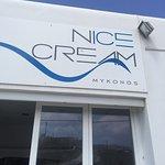 Foto di N'ice cream Mykonos
