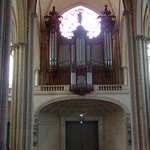 Interieur de la Cathédrale St Pierre ( Orgue )