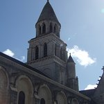 Clocher de l'Église de Notre-Dame la Grande