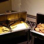 Breakfast buffet 7 days a week...
