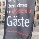 Arthotel Magdeburg Foto