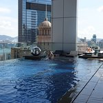 Rooftop pool (28th floor)