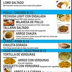 OUR PRICE LIST FOR MEAT AND CHICKEN