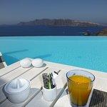 Photo de Katikies Hotel