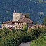 La veduta da Castel Tirolo e San Pietro