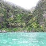 Maya Bay Foto
