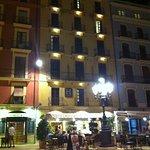 Photo de Hotel Placa de la Font