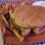 Perch Sandwich Platter  $9.95