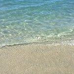 L'acqua cristallina di agosto 2016 e il promontorio di Briatico