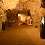 Le musée dans les grottes de tuffeau