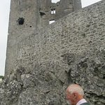 Askeaton Castle with Tour Guide, Anthony