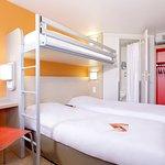 chambre triple 3 lits