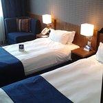 Holiday Inn Express Warsaw Airport Foto