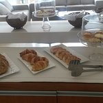 Breakfast Bread/Pastries Bar