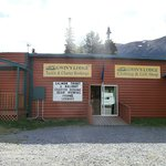 Gwin's Lodge clothing & gift shop