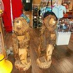 Gwin's Lodge gift shop