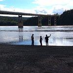 Bridge over the Yukon