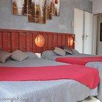 Foto de Hotel les Orangers