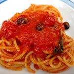 Spaghetti alla rabiatta