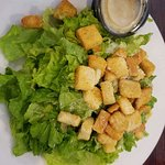 Ceasar Salad....enough to share for 4!!