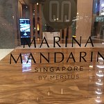 Melt Café at Mandarin Oriental, Singapore Foto