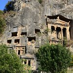 Lycian Tombs ...