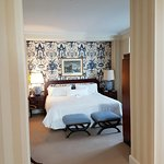 Room 323 at Westin Madrid