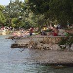 publiczna plaża w okolicy hotelu