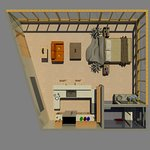 Floor Plan Penthouse
