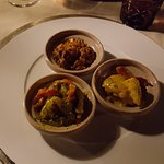 Trio of tagine