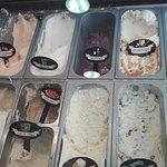 pulty se zmrzlinou