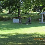 Cave Hill Cemetery Aufnahme