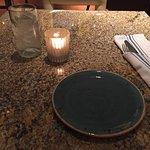 Table and lighting