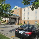 Holiday Inn Express & Suites Kincardine Foto