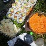 Sushi Shop Foto