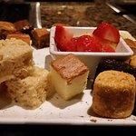 Save room for dessert. You won't regret it.