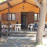Foto de Camping Caravaning Bungalow Park El Escorial