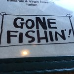 Gone Fishin'  French Creek Marine Pub , Parksville, BC