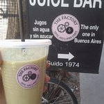 The Factory Juice Bar Foto