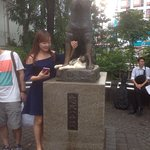 Hachiko Foto