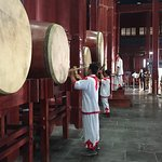 Bell and Drum Towers Foto