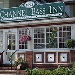 front of the Channel Bass Inn