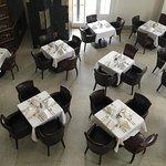Restaurant from the Mezzanine Floor
