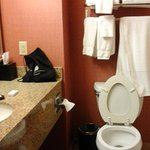 Embassy Suites by Hilton Hampton Hotel Convention Center & Spa Foto