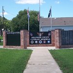 Bollinger County Veterans Memorial Wall